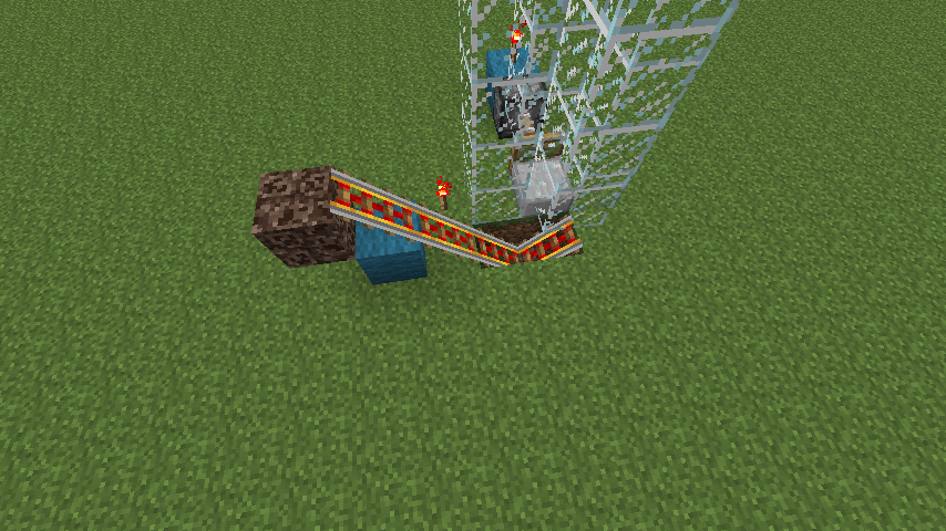 Как сделать железную пластину в minecraft