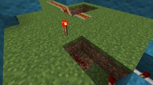 Как сделать в minecraft железную дорогу?