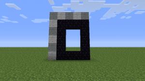 Как делать портал в майнкрафт?