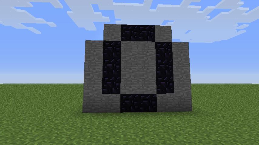 Как сделать блок для постройки