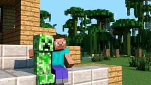 Мир игры Minecraft: Как не умереть в первую ночь?