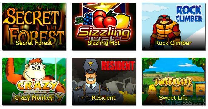 Игровые онлайн слоты