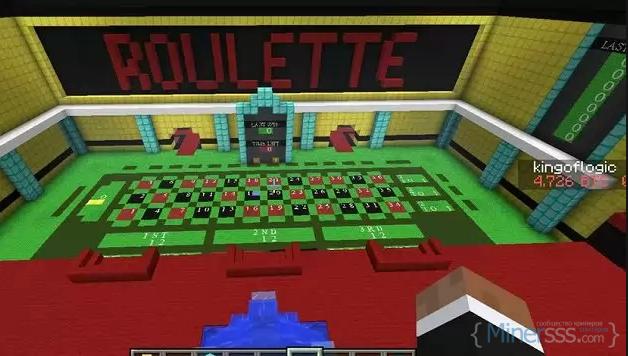Minecraft плагин игровые автоматы как заработать денег в интернете казино