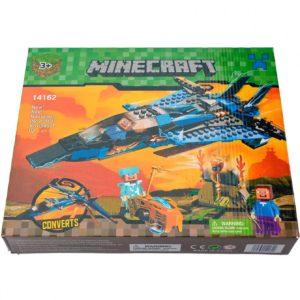 Конструктор Самолёт от Minecraft